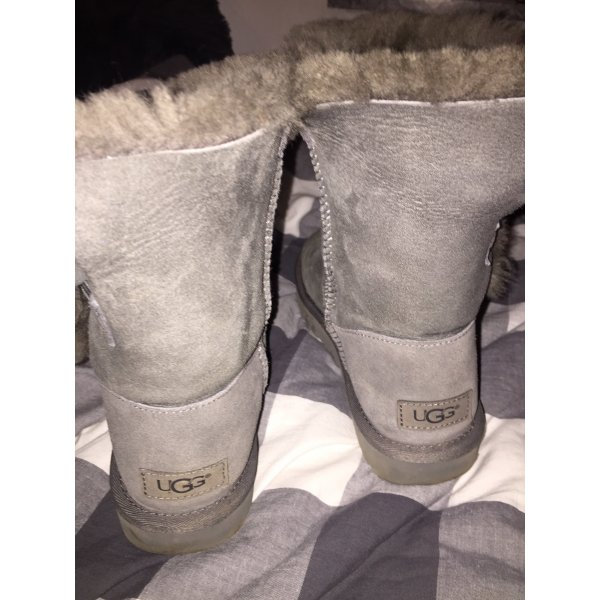 UGG Boots Grau Gr.38