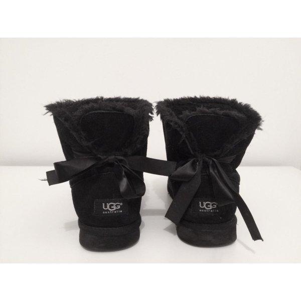 UGG Boots (original in schwarz)