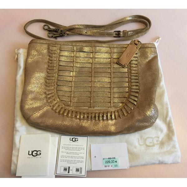 UGG Bandolera color oro