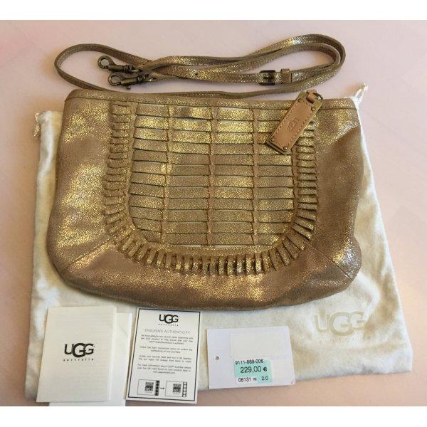 UGG Bandolera color oro