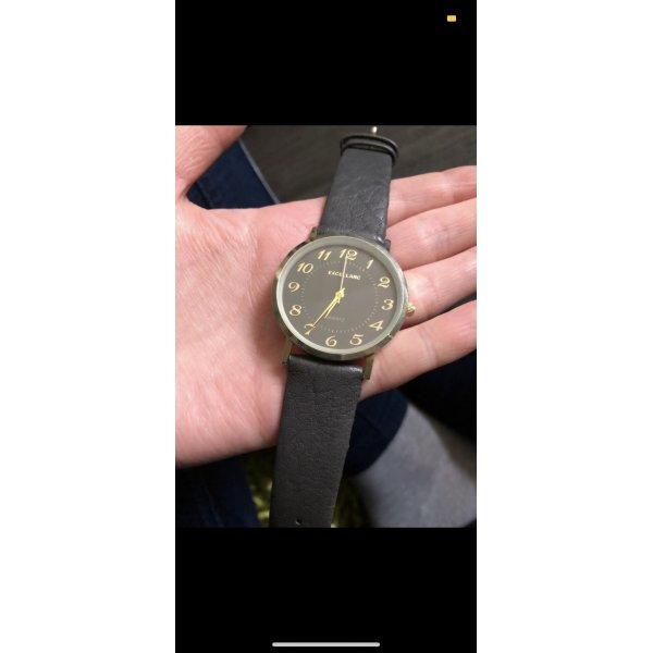 Uhr grau