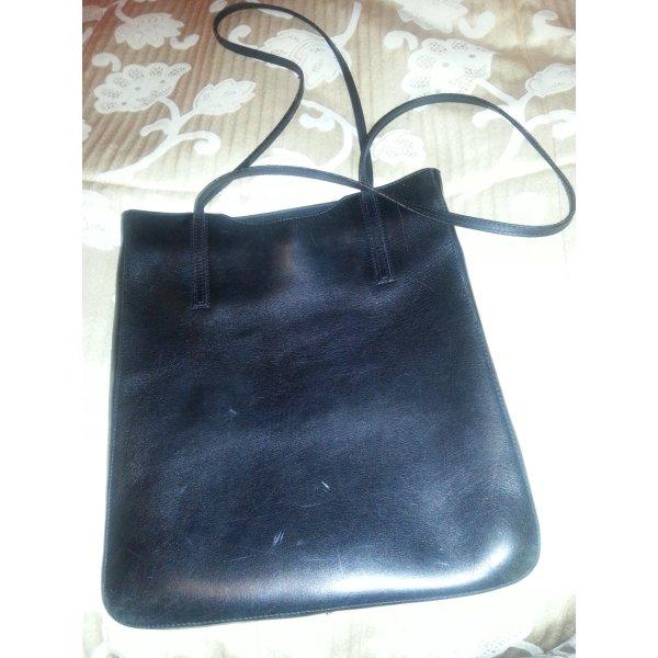 Marc O'Polo Carry Bag black leather