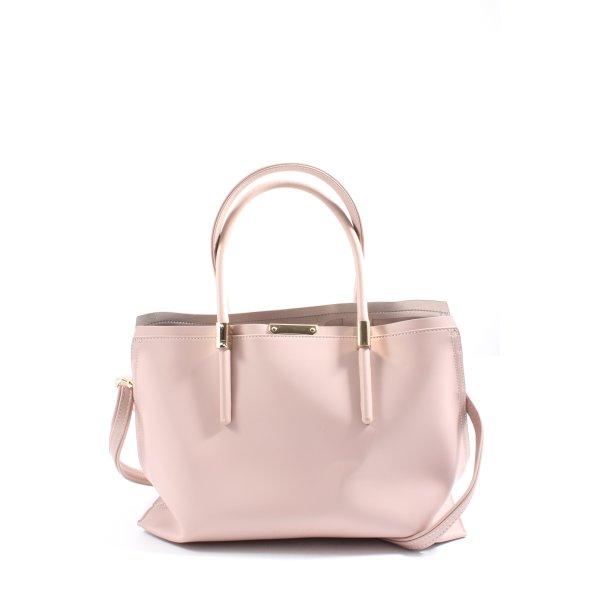 bellevory Umhängetasche pink Casual-Look