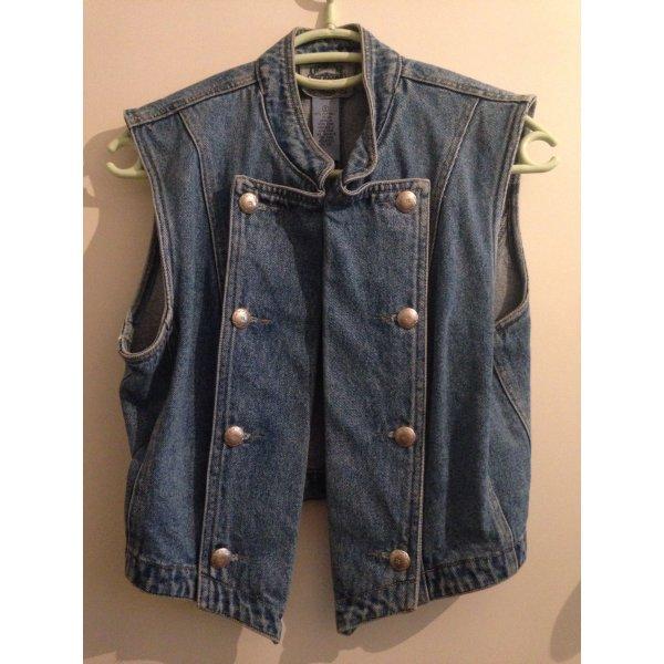 Unglaublich tolle, Vintage Jeansweste