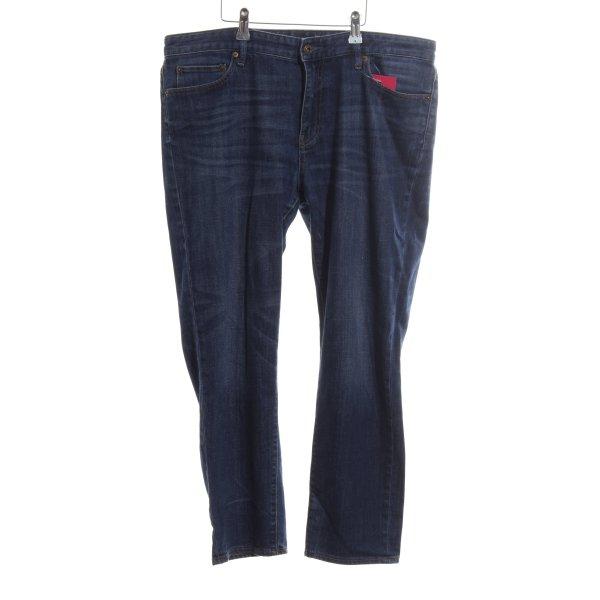 Uniqlo 3/4 Jeans blau Casual-Look