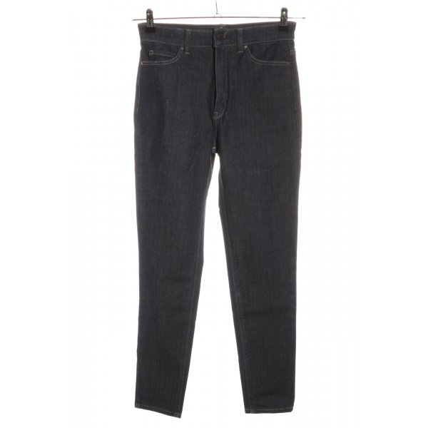 Uniqlo Skinny Jeans schwarz Casual-Look