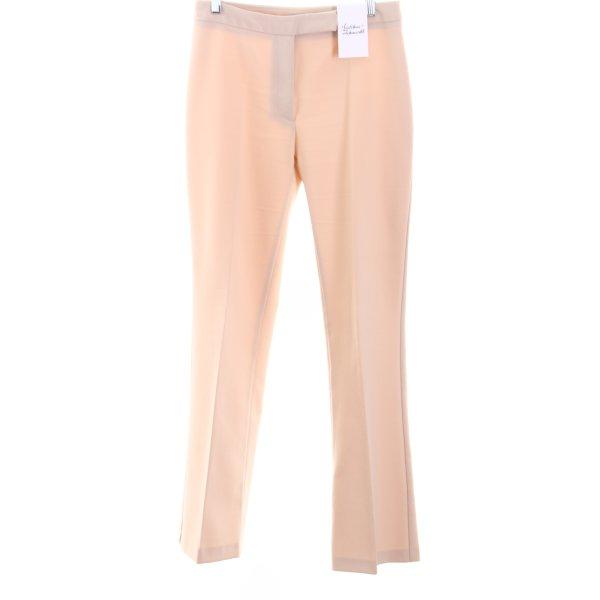 United Colors of Benetton Pantalon à pinces beige style d'affaires