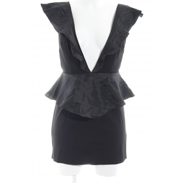Urban Outfitters Minikleid schwarz Party-Look