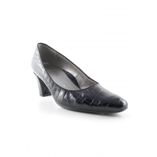 VA Milano High Heels schwarz Casual-Look