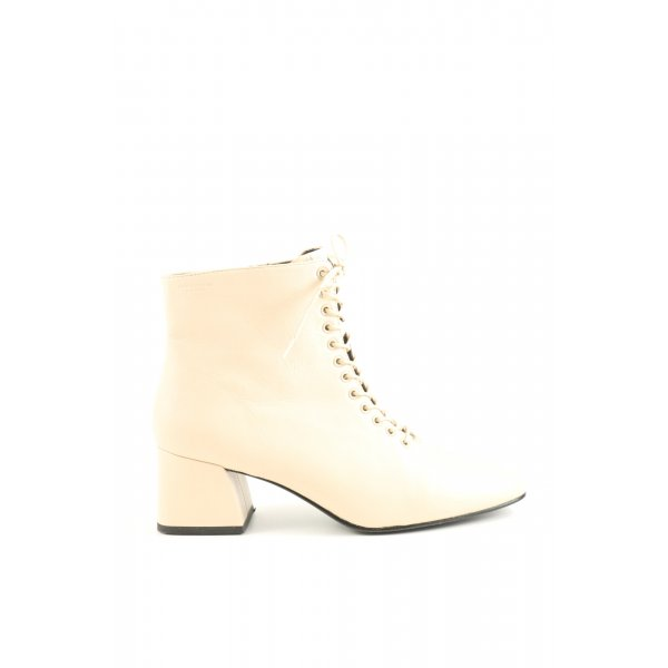 Vagabond Booties wollweiß Casual-Look