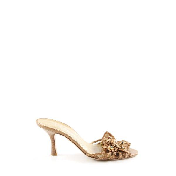 Valentino High Heel Sandaletten braun Elegant