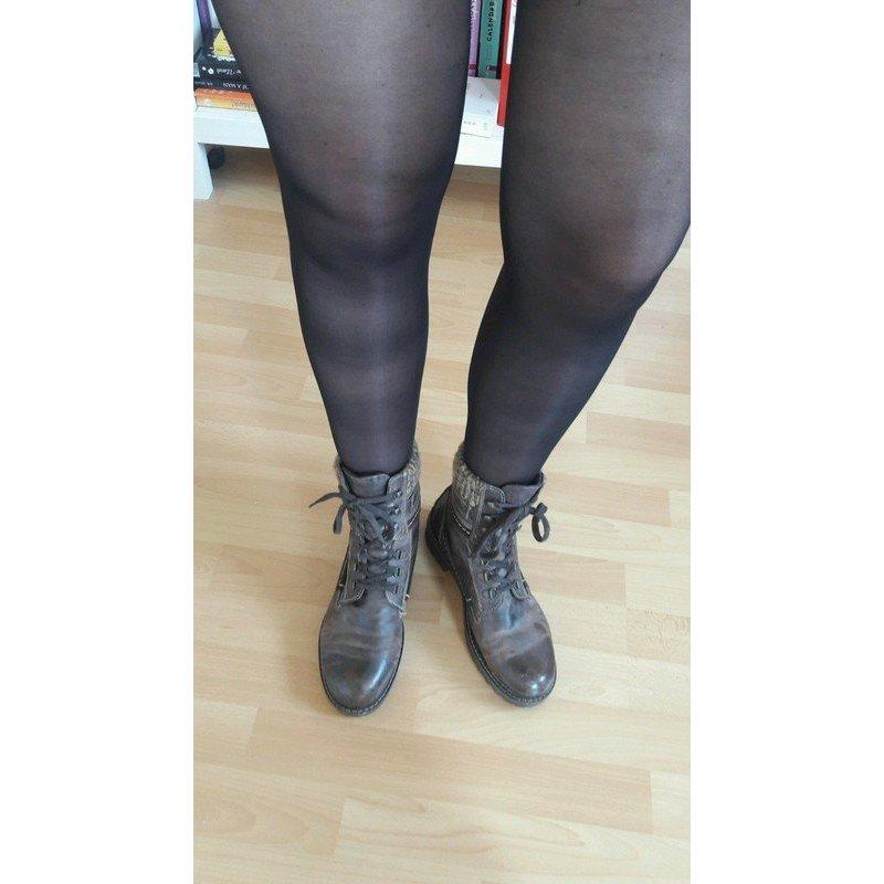Van der Laan Boots Booties Stiefeletten Schuhe