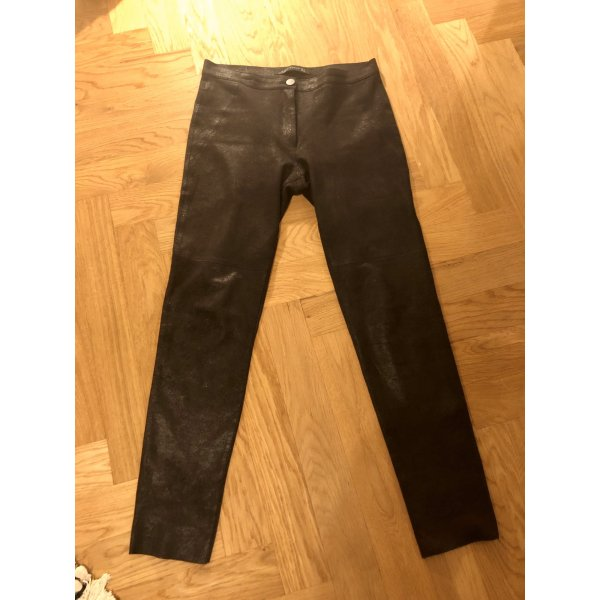 Vegan Suede Pants - Hose im Wildleder Look