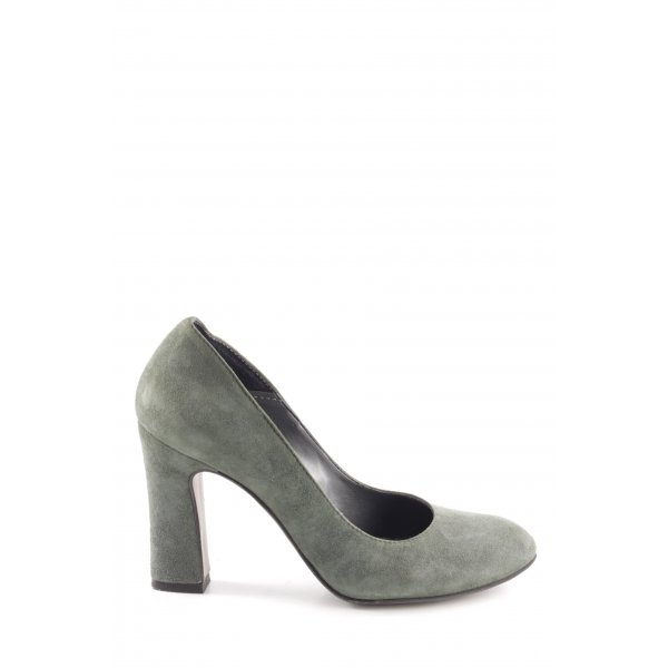 Vera Gomma High Heels grün Elegant