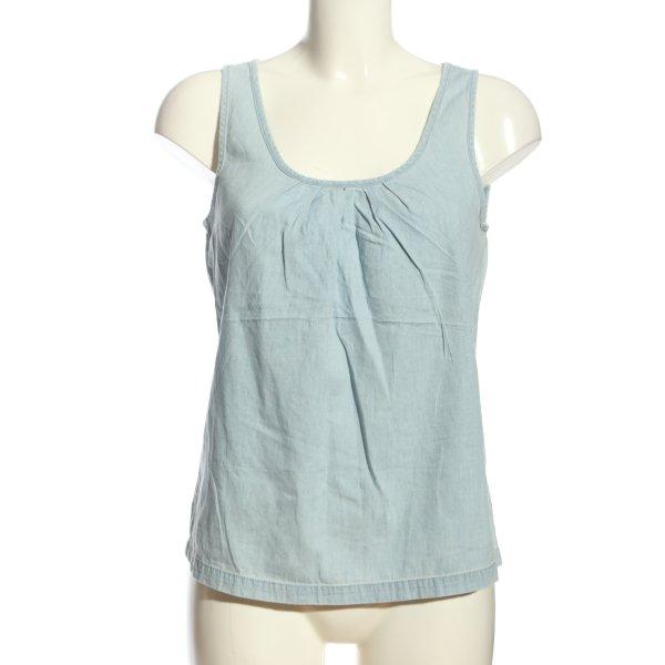 Vero Moda Camisole blau Casual-Look