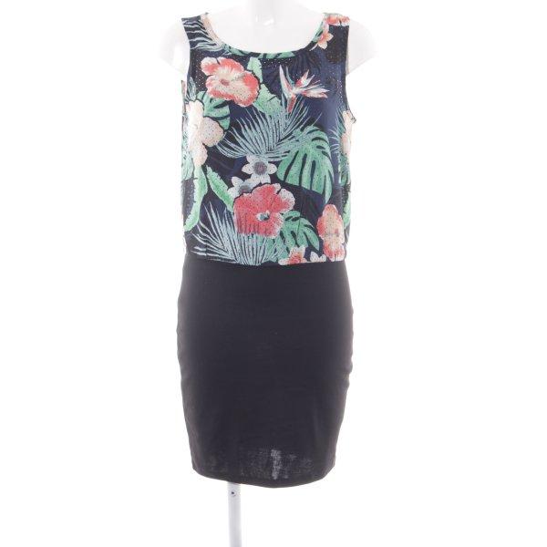 Vero Moda Etuikleid Blumenmuster Casual-Look