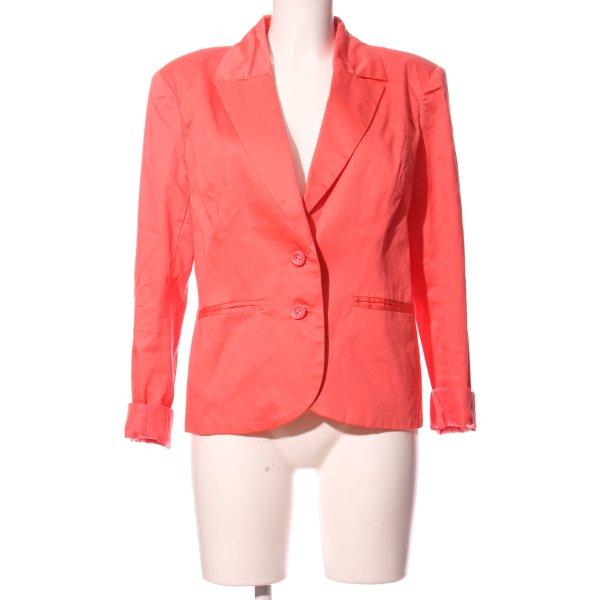 Vero Moda Kurz-Blazer pink Business-Look
