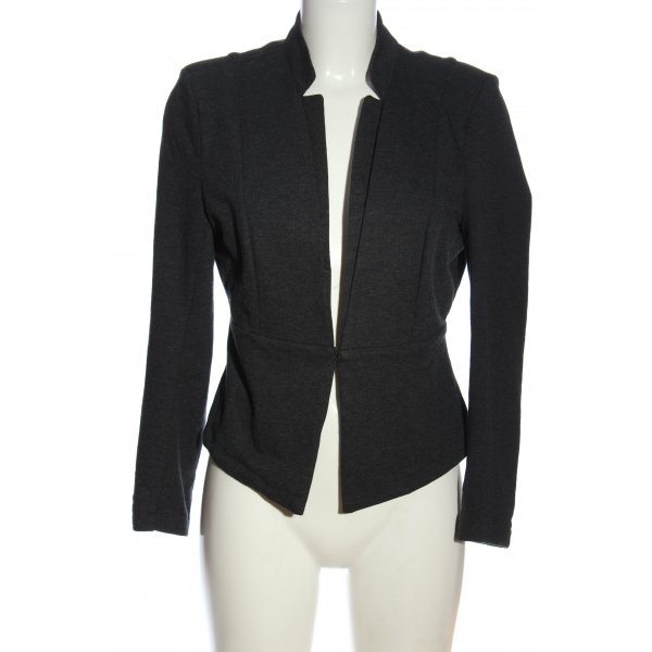 Vero Moda Knitted Blazer black flecked casual look