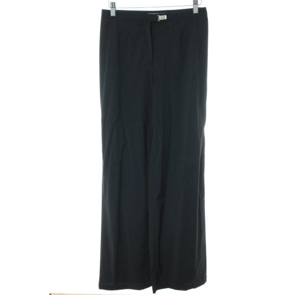 Versace Jeans Couture Pallazzohose schwarz Elegant