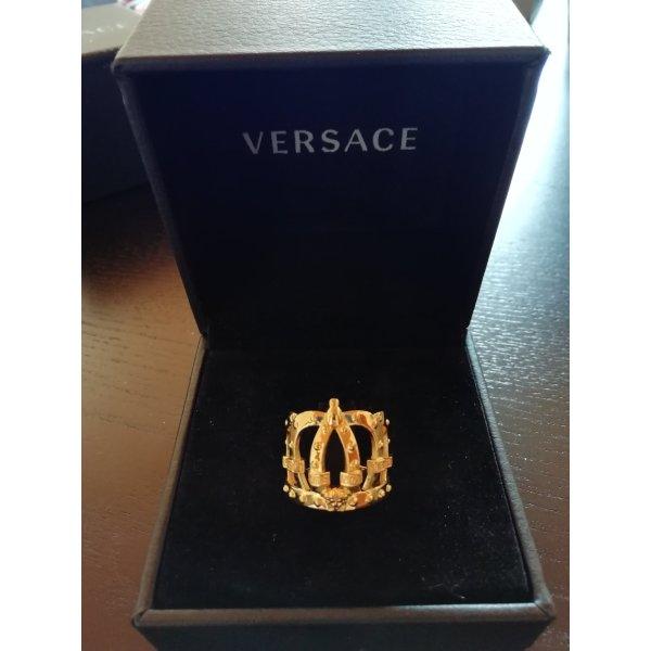Versace Anello d'oro oro Oro