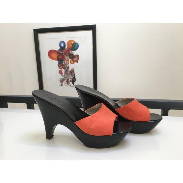 Versace Sandaletten mit 12 cm Absatz