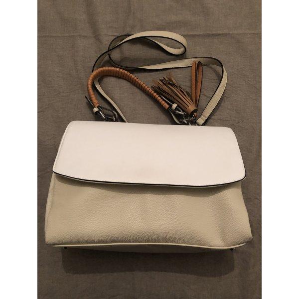 Verschiedenfarbige Handtasche