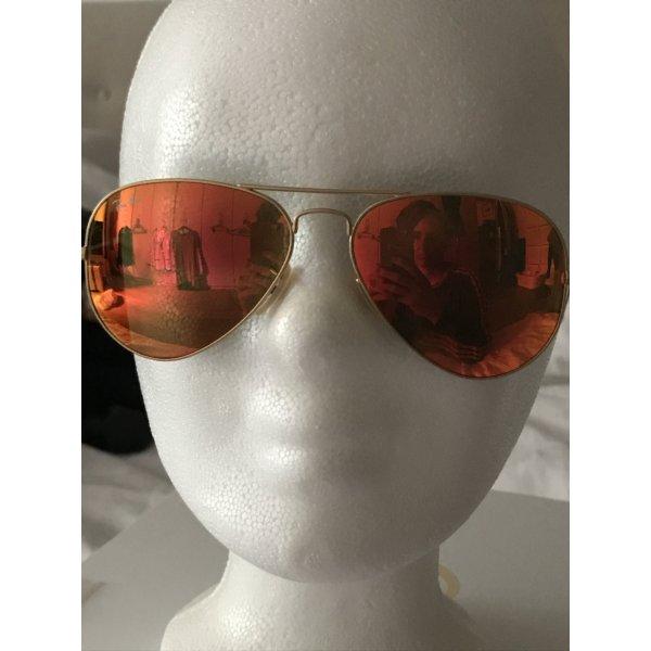 Verspielte Pilotenbrille von Rayban