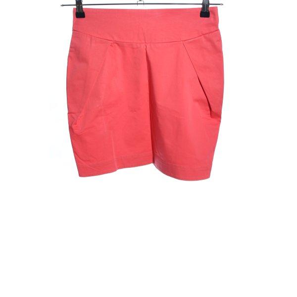 very simple Minirock pink Casual-Look