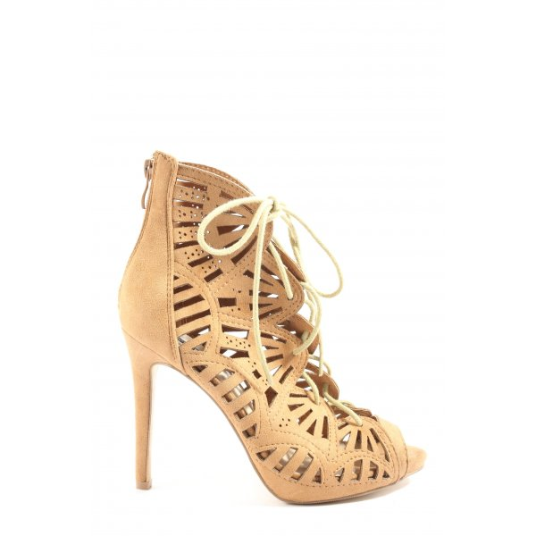 Vices High Heels nude Casual-Look