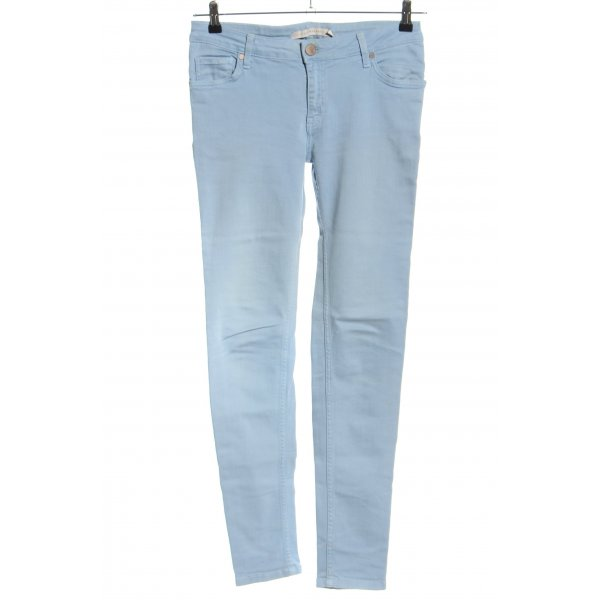 Victoria Beckham Skinny Jeans blau Casual-Look