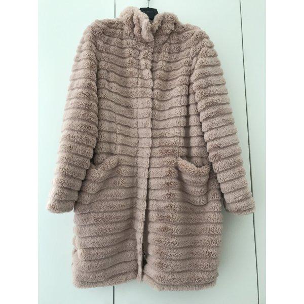VILA Clothes Fake fur Jacke/Mantel