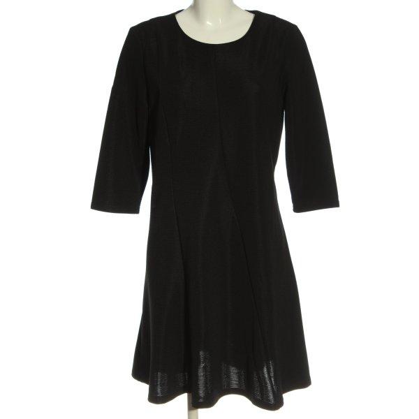 Vila Clothes Langarmkleid schwarz Casual-Look
