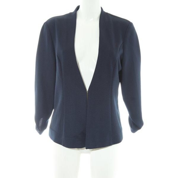 Vila Short Jacket dark blue elegant
