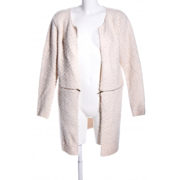 Vince Otto Cardigan creme Casual-Look