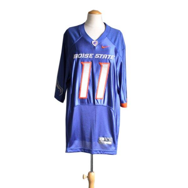 Vintage Boise State Broncos 11 Nike Trikot T-Shirt
