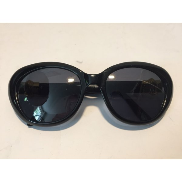 Vintage Gianfranco Ferré Sonnenbrille mit Strass
