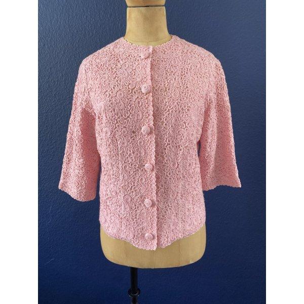 Vintage Jaeckchen rosa Gr 38 top