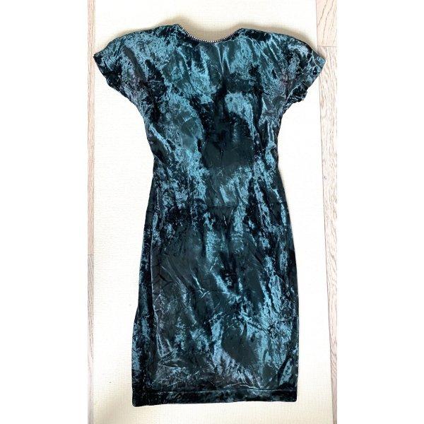 Vintage Kleid aus Samts