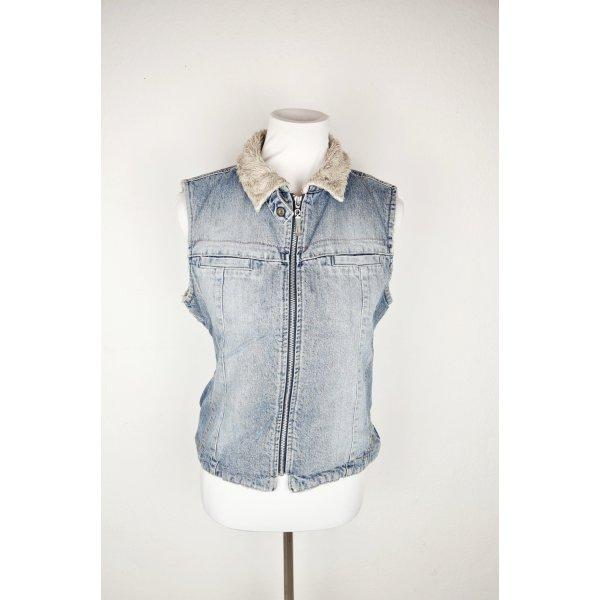 Vintage Look Jeansweste Esprit