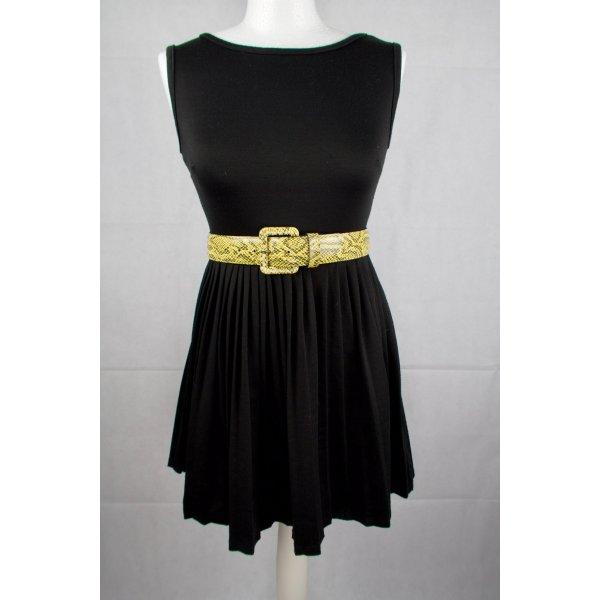 Vintage Plissee-Kleid