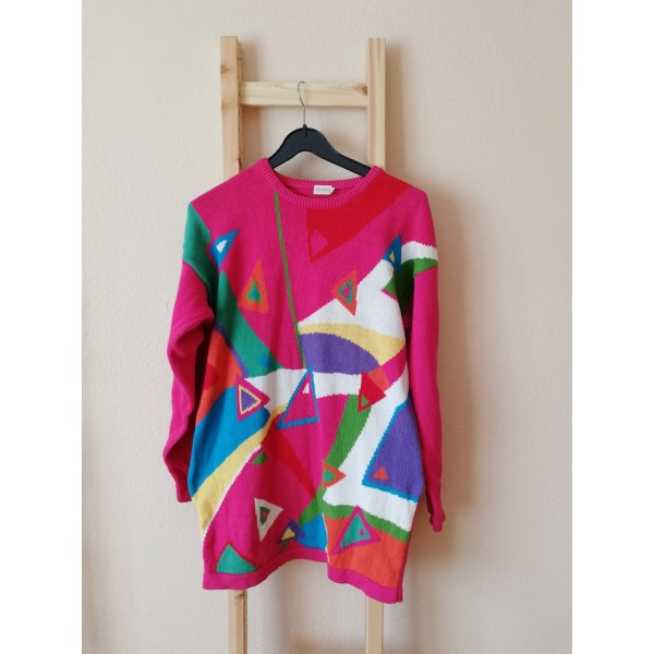 Vintage Knitted Sweater pink
