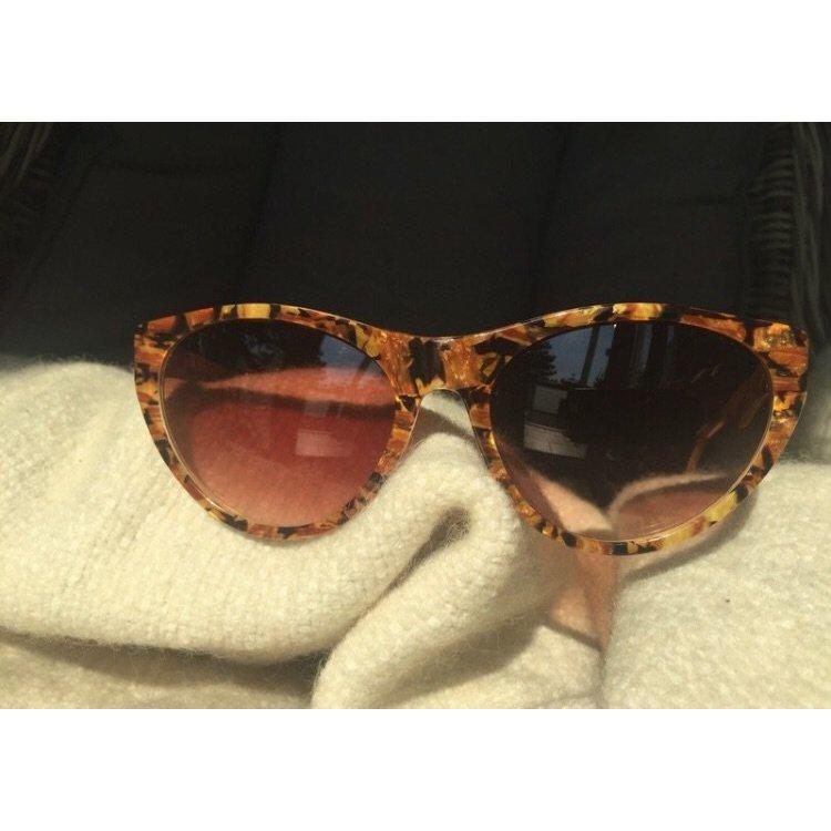 Vintage: Zeitlos schöne Sonnenbrille