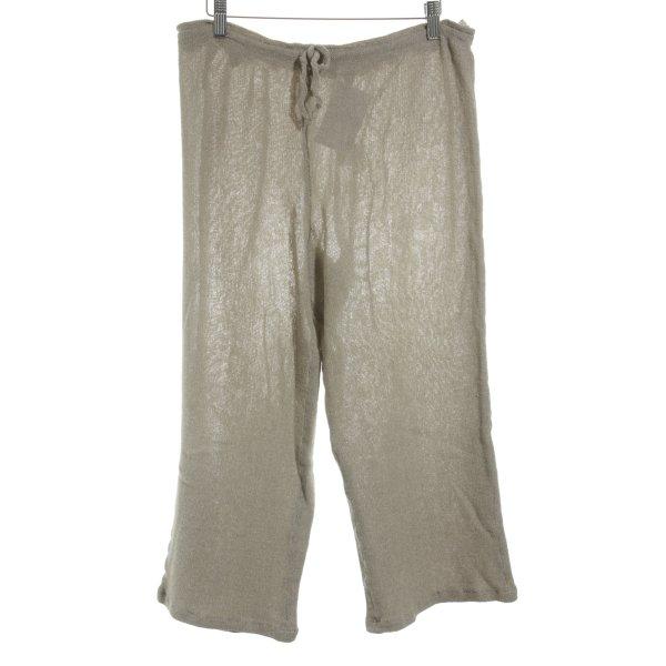 Virmani Culottes beige Boho-Look