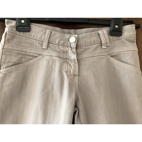 Closed Jeans a 7/8 marrone-grigio