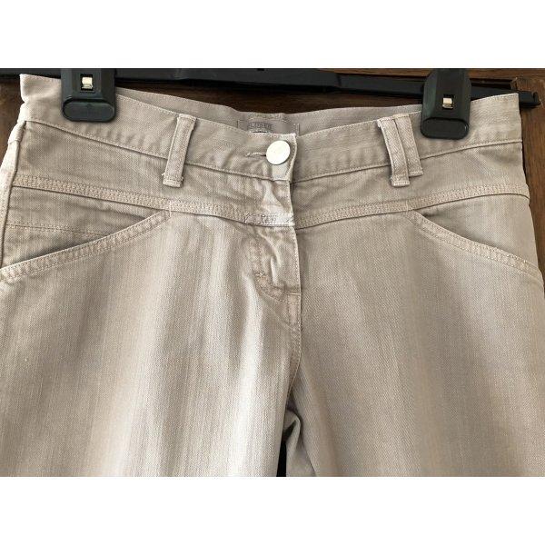 Closed Jeans a 7/8 marrone-grigio