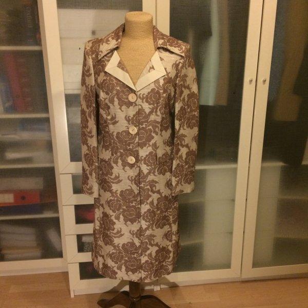 Wallis Vintage Brokat Mantel Gr. 38 top