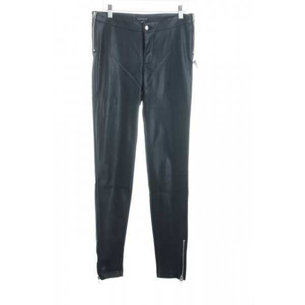 Warehouse Hose schwarz Street-Fashion-Look