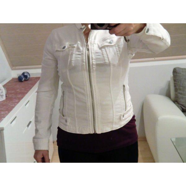 Weiße Jeans Jacke von G-Star