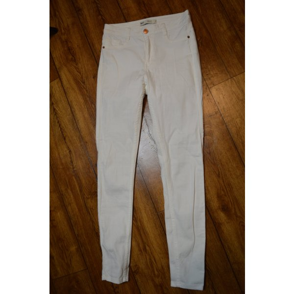 Weisse Skinny Jeans MOLLY von Gina Tricot