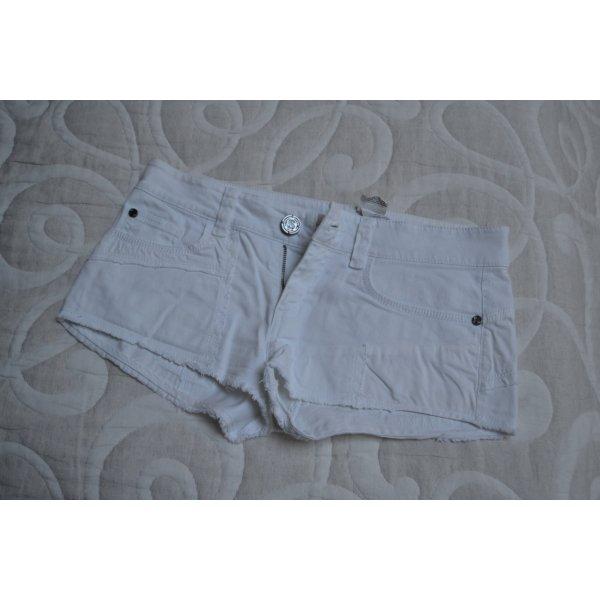 Stefanel Hot pants bianco